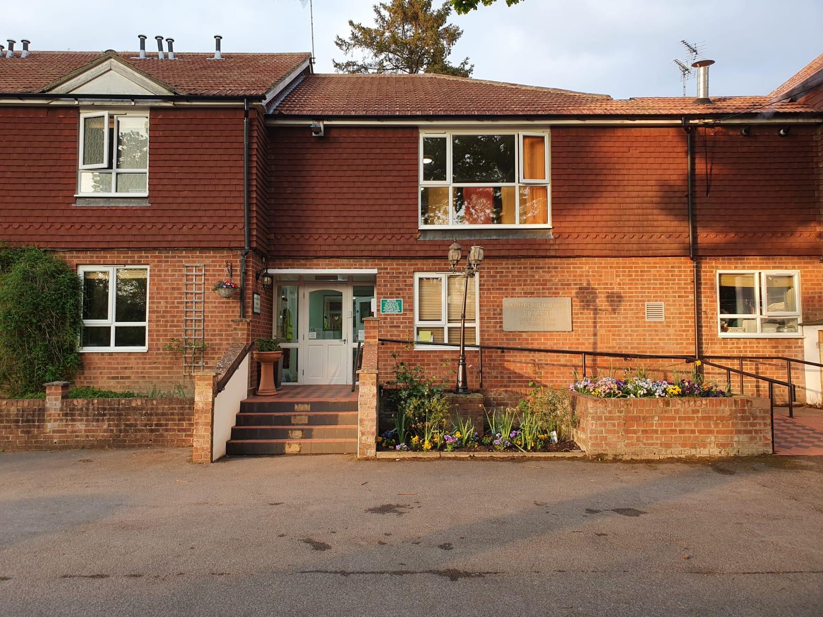 Care Home exterior