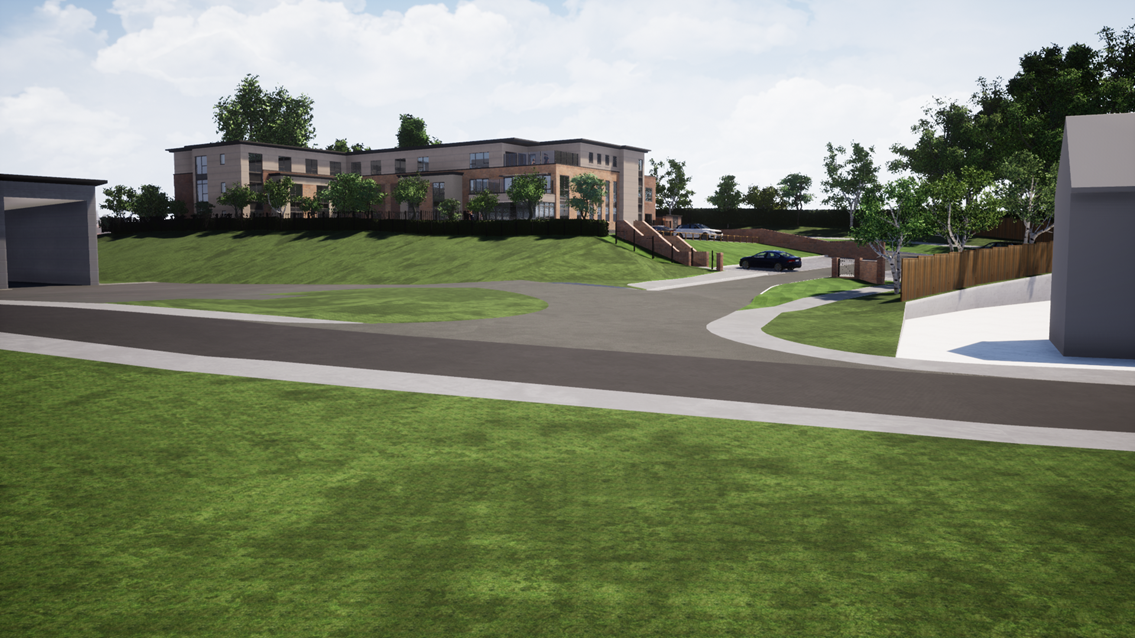 Anavo Group submits a planning application for a new care home in Stoke on Trent