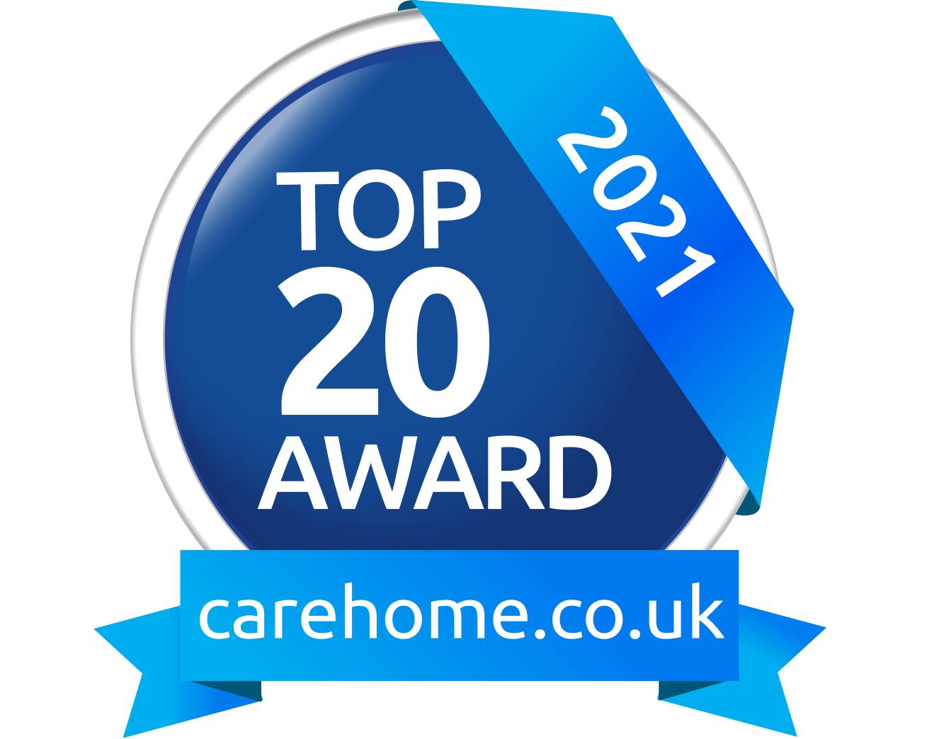 Burnside Care Home recognised as Top 20 Care Homes at Carehome.co.uk regional awards